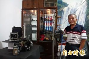 用照片說故事! 鹿港攝影師鐘清溪 留住37年前福鹿溪