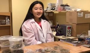 12歲天才少女救地球 研發紅外線機器人搜尋垃圾
