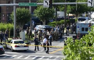 美馬里蘭州報社遭掃射血洗 5死多人受傷
