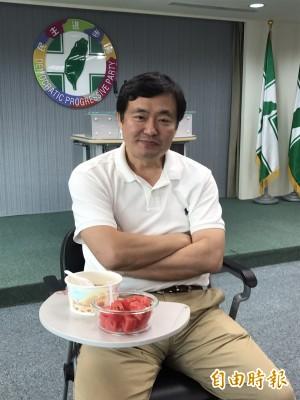 侯友宜當年若代表綠參選  洪耀福:藍打侯會比現在慘烈百倍