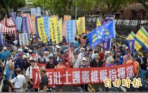 中國擬補台軍公教百億年金差額 網諷:鎮江老兵呢?
