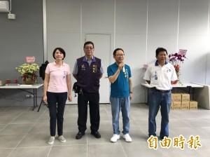 劍潭青年活動中心安置文大學生 丁守中:頭痛醫頭