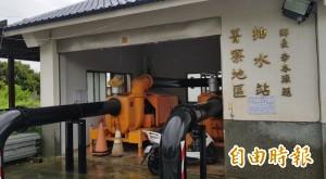 強颱瑪莉亞來勢洶洶 南市啟動防汛編組巡查