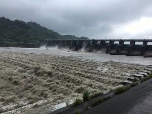 瑪莉亞豪大雨恐致原水濁度飆高 台水籲儲水