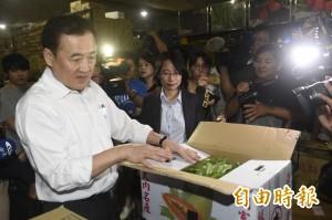颱風來襲 陳景峻:預期菜價小漲