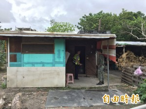 河濱部落防颱撤離 新北市府派員下午拉封鎖線