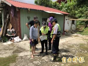 瑪莉亞颱風來襲 桃園撤離171戶、541人