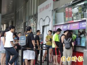 新北「颱風假」錢沒賺到 業者怨:大半民眾到北市上班了
