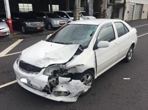 男酒駕撞死機車騎士    機車刮地痕達90公尺