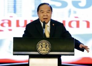 稱中國船東害死中國人 泰副總理受不了網友批評致歉