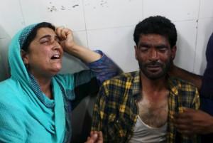 喀什米爾長年戰亂地雷滿地 4男童誤觸炸彈致1死