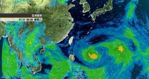 進入颱風活躍期 彭啟明:一週一颱很正常