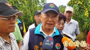 徐耀昌批柯P「標新立異」苗栗市長反嗆:你才無知可憐
