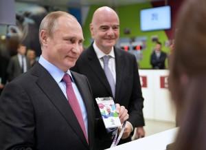 FIFA識別證FAN ID先別丟! 2018年底都視同俄羅斯簽證!