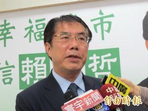 南市長選戰    民調:黃偉哲領先幅度縮小