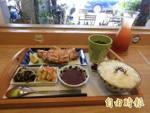 天天吃好料》台南「逗室」甜點咖啡   給人滿滿幸福