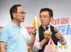 丁守中挺果農稱「只有中國市場」 楊偉中批:非常可笑!