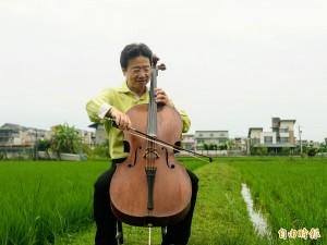 大提琴家張正傑驚傳車禍手斷:我希望能再演奏…