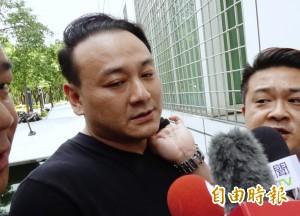統促黨背後疑有中國金流 白狼之子張瑋北檢出庭