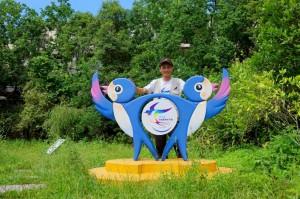 兒童國際家燕營 基隆內寮濕地登場