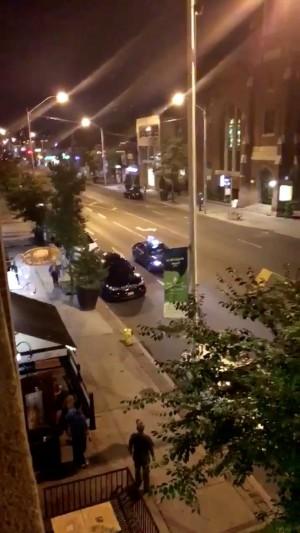 多倫多驚傳大規模槍擊案 1死13傷、槍手身亡
