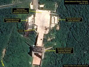 無核化有進展!《北緯38度》:北韓正拆除衛星發射基地
