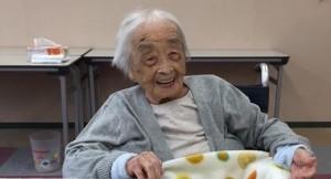 全球最高齡人瑞 日本117歲老奶奶辭世