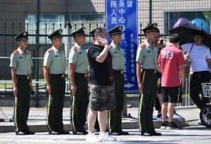 美使館路口爆炸案 中國當局稱涉案者有精神障礙