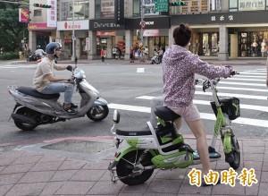電動自行車須領牌 交通部將修法納管