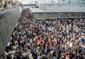 可疑女子慕尼黑機場失蹤 當局緊急取消200航班