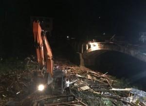 杭州廊橋倒塌8死3傷 網傳中國政府搶屍掩飾慘況