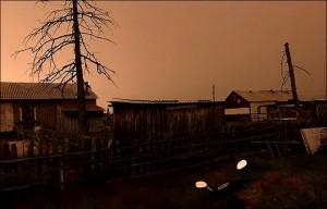 西伯利亞太陽離奇消失3小時 正中午天空一片昏黃