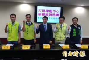提觀光政策 黃偉哲:歡迎中客來台南觀光