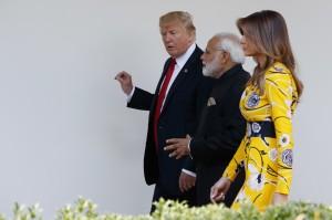 國防授權法案一生效 印度將得利於美俄兩強