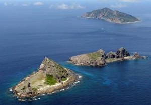 疑配備武裝機砲   4艘中國海警船一度駛進釣魚台「領海」