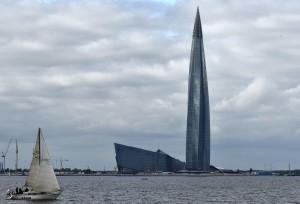快來看!歐洲最高大樓即將完工 但還是比101矮...