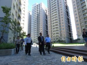中央怨林口社會宅稅太高 新北:應尊重地方財稅考量