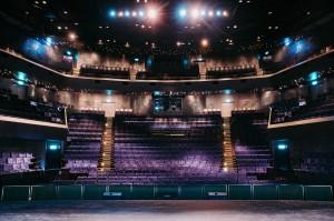 衛武營戲劇院首度曝光 三面式舞台貼近觀眾