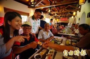 華山「女兒」揪感心!獨老五星酒店吃大餐 首次歡度父親節