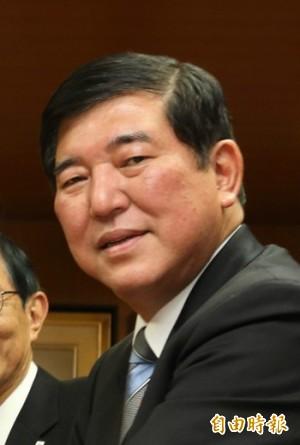 與安倍對決?自民黨前幹事長石破茂 決定參選黨魁