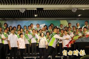 決戰中台灣 民進黨全力回防彰化