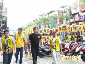 子弟兵遭議員譏「我女兒比你優秀」 黃國昌說話了