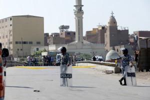 襲擊埃及聖母教堂被發現  1男子自爆炸彈身亡