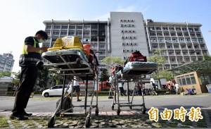 慟!台北醫院大火再添3死 累計已12死12傷