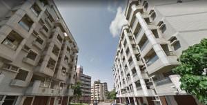 位在天母的「廢墟」  華廈「傳家居」因兄弟爭產荒廢25年