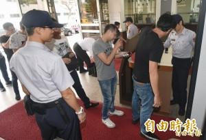 夜店殺警案踹薛貞國兩下 王姓少年更審判刑4年