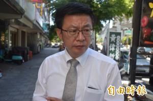 高思博陣營指控論文造假  黃偉哲陣營發言人郭國文要告
