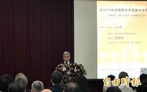 台灣性平表現亮眼 盼NGO助台推廣女力外交