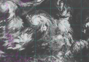 蘇力颱風不侵台 20號颱「西馬隆」最快週末生成