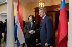 巴國總統稱我「中國台灣」 綠委籲外交部積極正名
